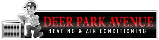 Deer Park Avenue Heating and Air Conditioning Logo